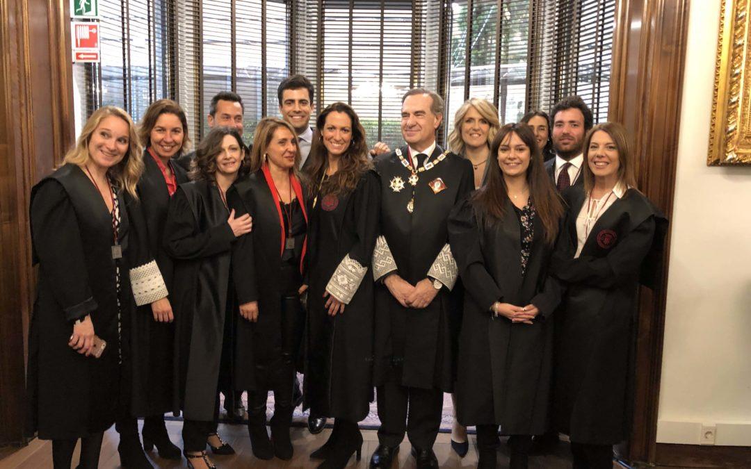 Festividad de Sant Raimon: una Abogacía unida y global